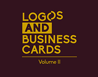Logos and Business Cards Vol. II