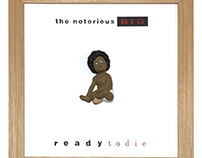 the notorious BIG / ready to die 2.5d
