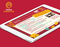 Apresentação - MasterChef Junior Brasil