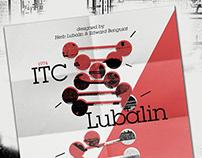 ITC Lubalin Graph - Font