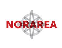 Norarea Logo Design