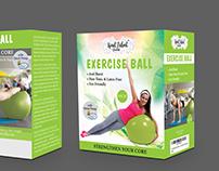 Exercise Ball Box Deign