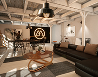 LOFT 3D / Unreal Engine 4