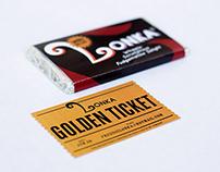Lonka Bar - Alternative Business Card