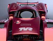 TVR LM30R  For Michelin Challenge Design