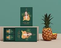 北京《O!Snack》胶原果脆品牌设计