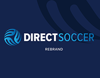 Direct Soccer Rebrand