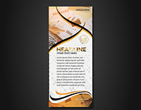 BETA | Roll Up Banner
