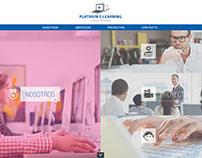 Diseño Web Platinum E-Learning