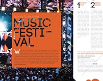 "Journey Magazine: ""Survival Guid to the Music Festival"""