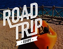 Road Trip Egypt Posters