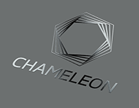 Chameleon - Logo for BASF Fabric