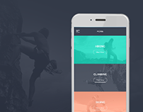Compass App - Find the right apparel & gear for you!