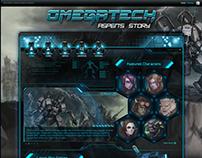 Mega World Studios: Omegatech