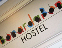 Branding - Bonarda Bon Hostel