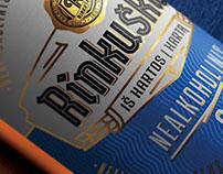 RINKUSKIAI Alco free beer