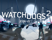 WATCH DOGS 2 contest