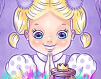 O Aniversário da Mel (Children's Book)
