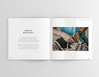 Look Book Design