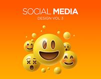 Social Media Banner Design Vol 3