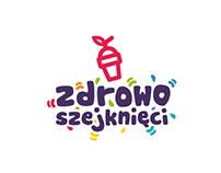 Zdrowo Szejknięci - foodtruck branding
