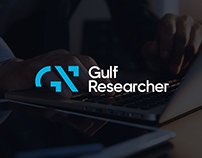 Gulf Researcher. Rebrand