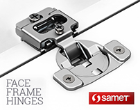 Face Frame Hinge Solutions