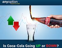anyoption Coca-Cola Trading