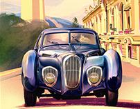 Talbot-Lago Posters