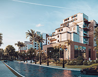Residential Complex - Architectural Visualization