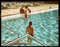 The Pool - Hylas and the Nymphs (in L.A.)