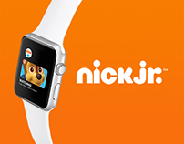Nick Jr. for Apple Watch