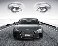 Audi TT Quatro prototype