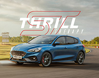 Ford Focus ST: Thrill Therapy