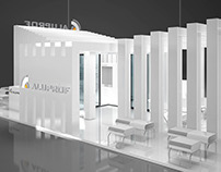 Stand exhibition for Aluprof