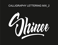 CALLIGRAPHY LETTERING MIX_2