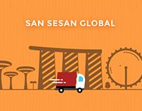 San SeSan Van Sales