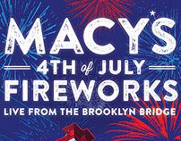 2014 Macy's Fireworks