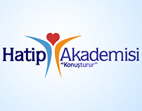 Hatip Akademisi Logo (2013)