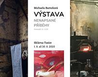 Výstava/ Exhibition : Sklárna Tasice/ srpen 2020
