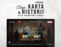 Twoja Karta w Historii UEFA Champions League
