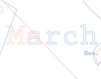 The final day of March