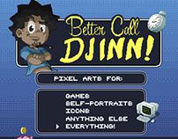 Pixel artist promo