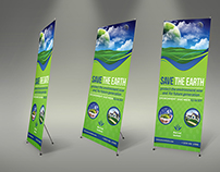 Environment - ECO Signage Template