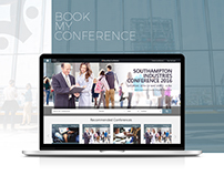 Conference Booking Website