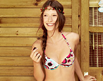 Intima Cherry Swimwear/underwear 2012
