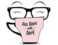Tea Time with Tori Logo