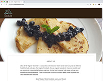L'Eau de Vie, Website