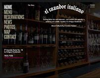 Cazador Italiano website