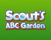 Scout's ABC Garden App Logo